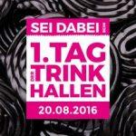 1. Tag der Trinkhallen Logo