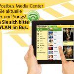 ADAC Postbus Media Center