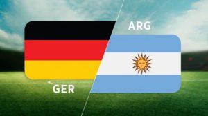 GER vs. ARG Finale WM 2014