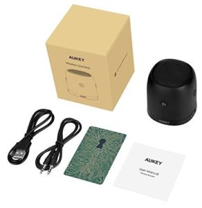 AUKEY Mini Bluetooth Lautsprecher mit Radio