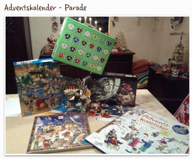Adventskalender Parade 2011