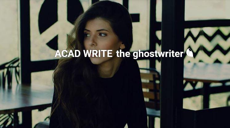 Akademische Texte von ACAD WRITE