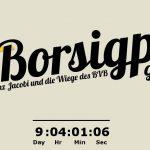Am Borsigplatz geboren - Franz Jacobi und die Wiege des BVB Webseite Screenshot