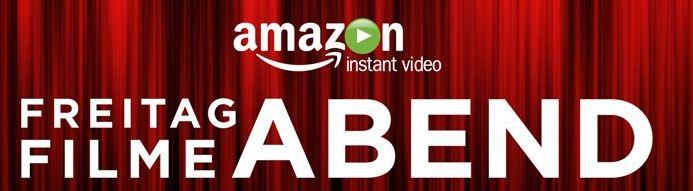 Amazon Instant Video Filmeabend Logo