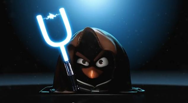 Angry Birds Star Wars out on November 8! - YouTube Screenshot