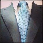 Anzug Krawatte Büro Office
