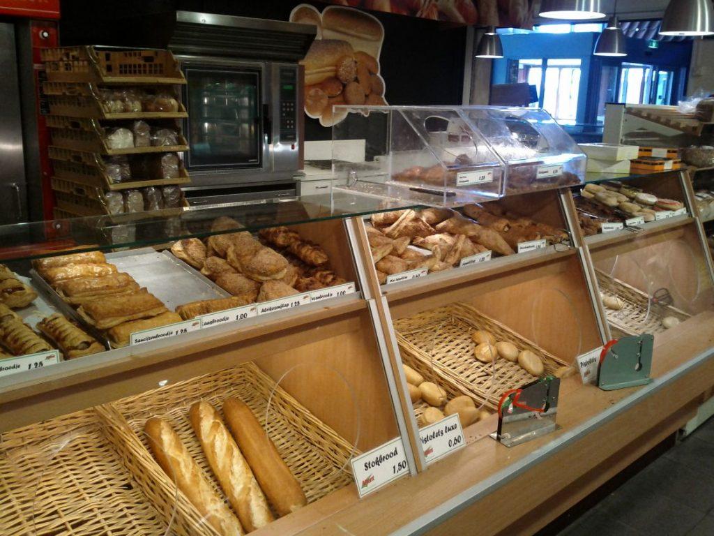 Attent Supermarkt Landal Port Greve Niederlande Holland Zeeland