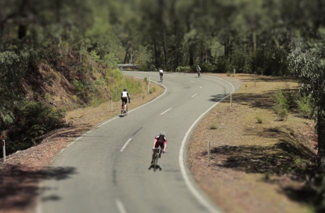Audax Alpine Classic Vimeo Video Screenshot