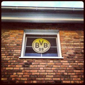 BVB Borussia Dortmund Emblem Schale 2012 Deutscher Meister