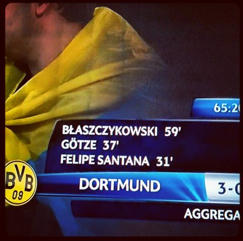 BVB Champions League Borussia Dortmund Shakhtar Donezk Saison 2012 2013 Westfalenstadion Torschützen