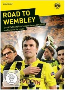 BVB Cover Rezension Road To Wembley - Die UEFA Champions League Saison 2012 2013 Borussia Dortmund