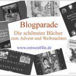 Banner Blogparade Die schönsten Bücher zum Advent und Weihnachten ostwestf4le.de