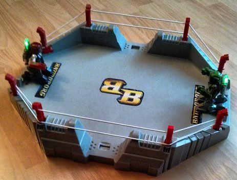 BattroBorg Arena Battle