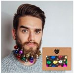 Beards n Bobs Bart Kugeln Weihnachten