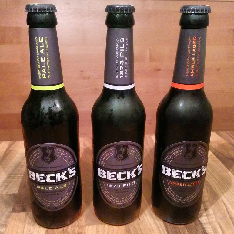 Beck´s Craft Bier