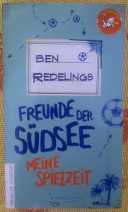 Ben Redelings Freunde der Südsee Meine Spielzeit