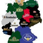 Bierrepublik Deutschland Biermarken Infografik