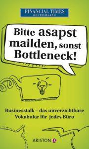 Bitte asapst mailden, sonst Bottleneck! Rezension Cover Horst von Buttlar Produkttest Nikolaus Röttger