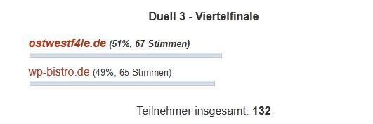 Blog-WM 2014 - Viertelfinale Duell 3