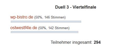 Blog-WM 2014 - Viertelfinale