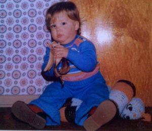 Blogparade Mein schönstes Kinderfoto 1975 1976