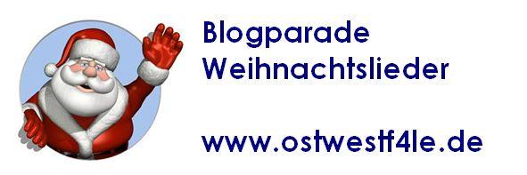 Blogparade Weihnachtslieder 2011 www.ostwestf4le.de