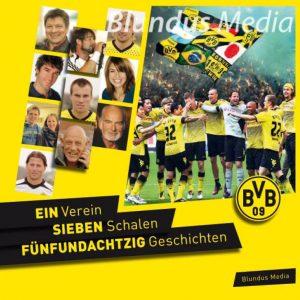 Blundus Media Cover Ein Verein Sieben Schalen Fünfundachtzig Geschichten Uwe Schedlbauer Rezension