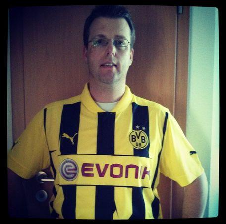 Borussia Dortmund BVB Champions League Trikot Saison 2012 2013
