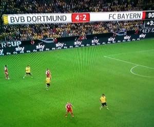 Borussia Dortmund BVB Supercup 2013 Sieger