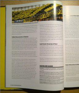 Borussia Dortmund Deutscher Meister 2011 Boris Rupert Sascha Fligge Seite