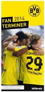 Borussia Dortmund Fanterminer 2014 Amazon BVB Rezension Produkttest teNeues