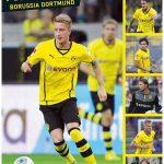 Borussia Dortmund Posterkalender 2014 Heye Cover Deckblatt BVB Rezension Produkttest Test.png