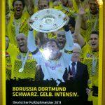 Borussia Dortmund - Schwarz. Gelb. Intensiv. Deutscher Fußballmeister 2011 Dirk Graalmann