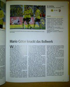 Borussia Dortmund - Schwarz. Gelb. Intensiv. Deutscher Fußballmeister 2011 Dirk Graalmann Seite