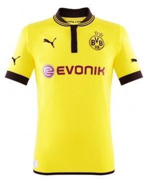 Borussia Dortmund Trikot Puma Kinder BVB Saison 2012 2013 Meisterstern online kaufen