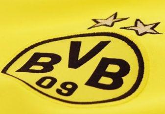 Borussia Dortmund Trikot Puma Kinder BVB Saison 2012 2013 Meisterstern zweiter Detail online kaufen