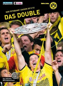 Borussia Dortmund - das Double Rezension Cover Fotoband