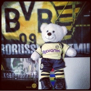 Build a Bear Workshop Neuss Trikot BVB Borussia Dortmund