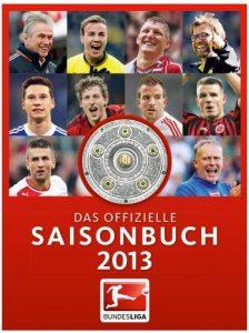 Bundesliga - Das offizielle Saisonbuch 2013 Amazon Rezension Cover