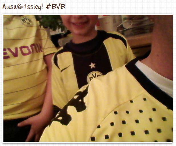 FC Bayern München Borussia Dortmund Trikots