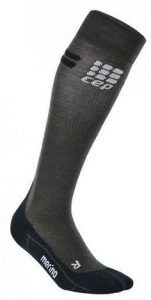 CEP Herren Progressive+ Run Merino Socks WP50