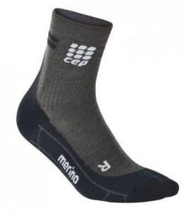 CEP Herren Strumpf Dynamic Short Socks