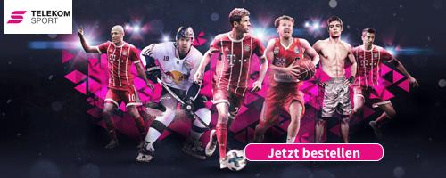 Telekom Sport mit Sky Sport Kompakt