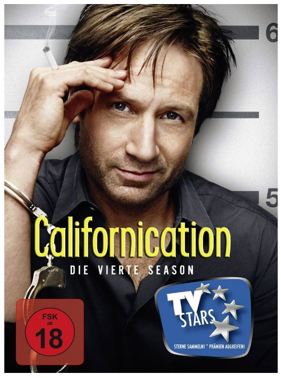 Californication Die vierte Season [2 DVDs] Amazon