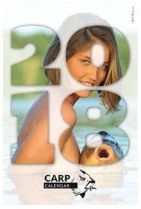 Carponizer erotischer Karpfenkalender 2018 - Angelkalender