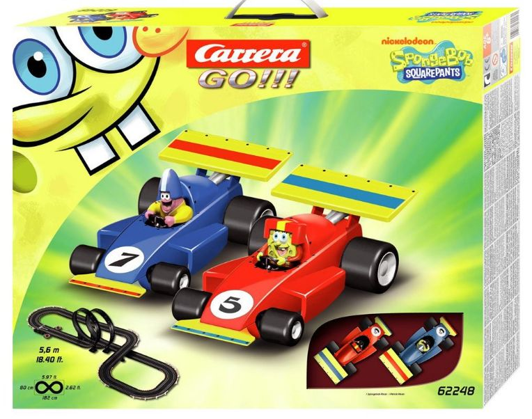 Carrera 20062248  Spongebob Squarepants Amazon