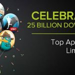 Celebrating 25 Billion Downloads Store Google Play