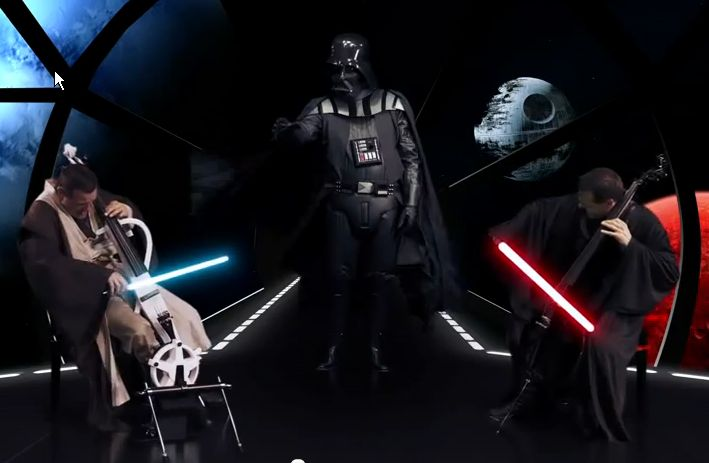 Cello Wars Star Wars YouTube