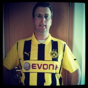 Champions League Trikot Borussia Dortmund BVB Saison 2012 2013