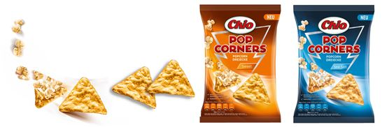 Chio Pop Corners Test Produkttest
